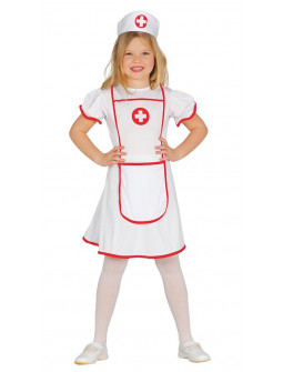 Disfraz de Enferma Infantil