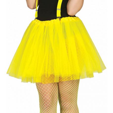 Tutú Amarillo para Mujer