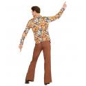 Camisa Setentera de Círculos para Hombre
