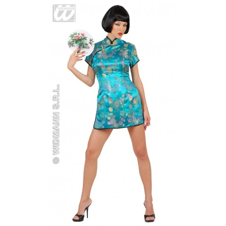 Disfraz de China Wong