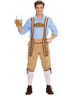 Pantalón Oktoberfest Beige para Hombre