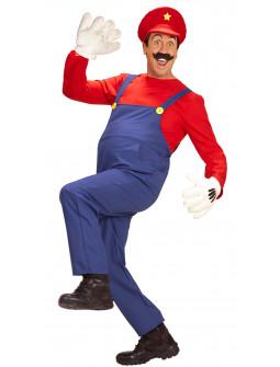 Disfraz de Super Mario para Adulto