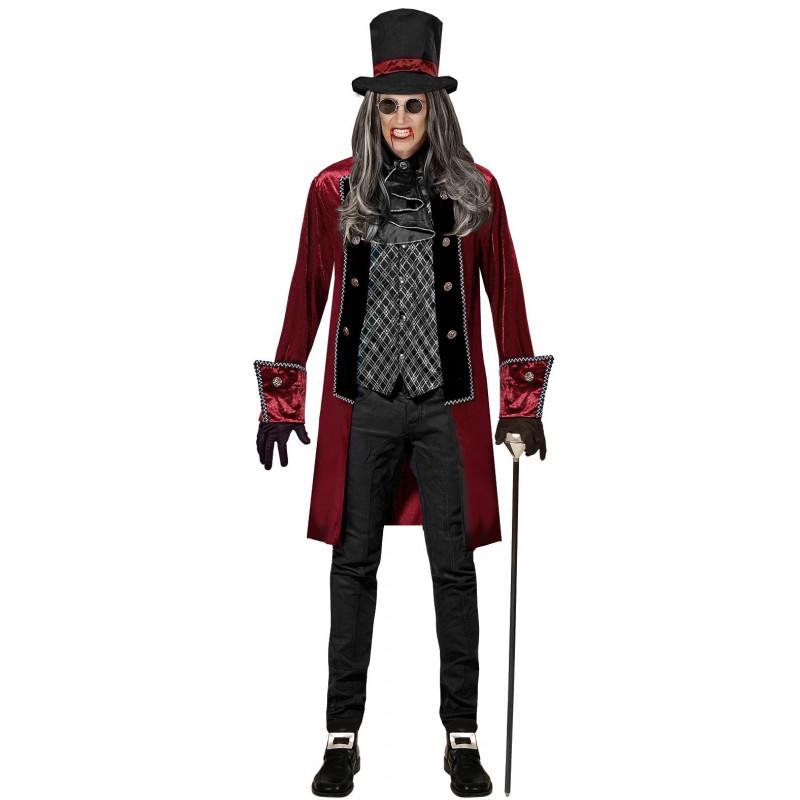 Disfraz de Vampiro Vicitoriano para Hombre Comprar Online