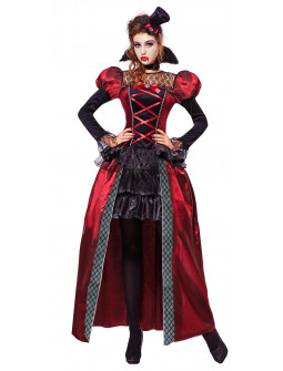 Disfraz de Vampiresa Victoriana para Mujer