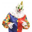Máscara de Payaso Asesino con Cresta