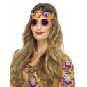 Gafas Redondas Hippies Moradas