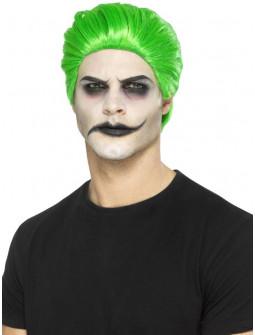 Peluca Verde de Joker Escuadrón Suicida