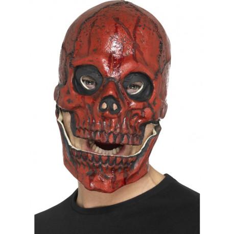 Máscara de Calavera Sangrienta