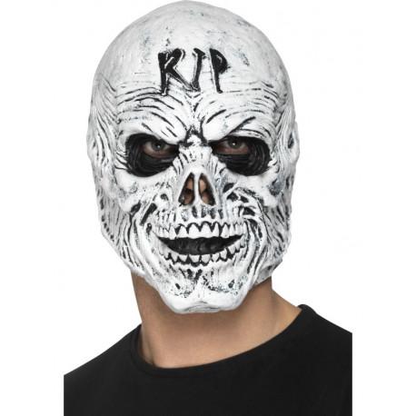 Máscara de Zombi Blanco