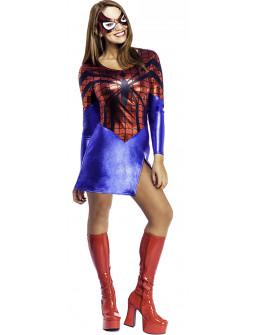 Disfraz de Spider Woman para Mujer