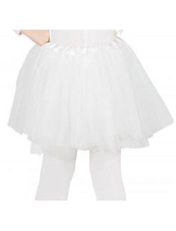 Tutú Blanco para Niña