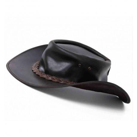 Sombrero Vaquero de Cuero Premium