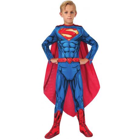 Disfraz de Superman Clásico Infantil