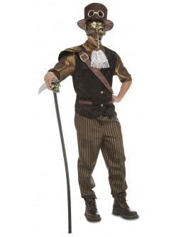Disfraz de Steampunk Veneciano para Hombre