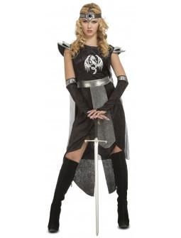 Disfraz de Guerrera Dragones para Mujer