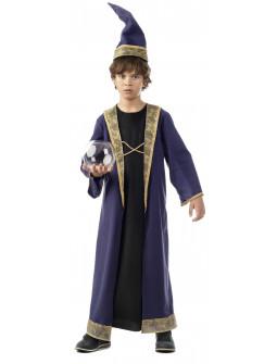 Disfraz de Mago Medieval para Niño