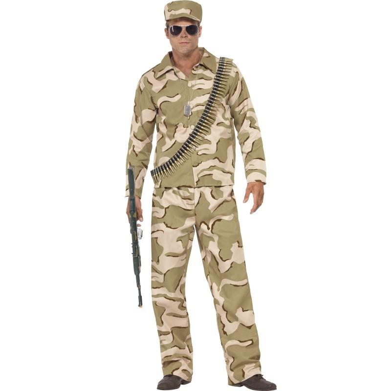 Disfraz Del Comando Hombrecomprar Desierto De Para Militar tCrxdhsQ