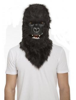 Máscara de Gorila con Mandíbula Móvil