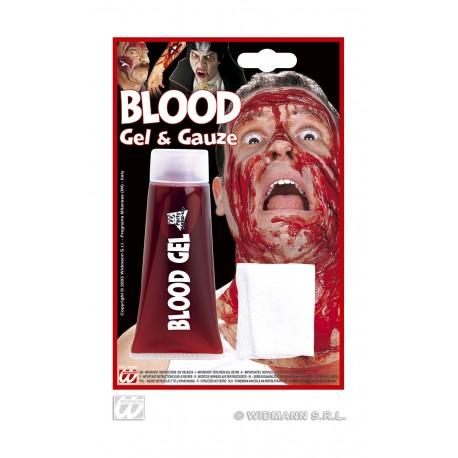 Sangre Blood Gel