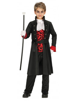 Disfraz de Vampiro Gótico Infantil