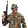 Metralleta con ruido S.W.A.T - 65 cm -