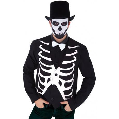 Chaleco de Esqueleto para Hombre