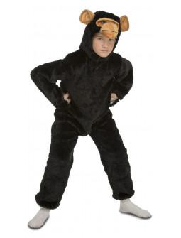 Disfraz de Chimpancé Salvaje para Niño