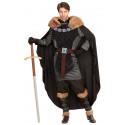 Disfraz de Príncipe Medieval Oscuro para Hombre