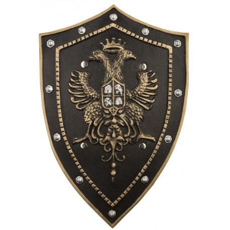 Escudo Medieval Negro