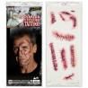 Tatujes de Heridas con Puntos y Suturas