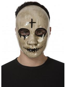 Máscara de La Purga Cruz