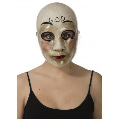Máscara de La Purga GOD
