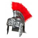 Casco de General Romano con Penacho