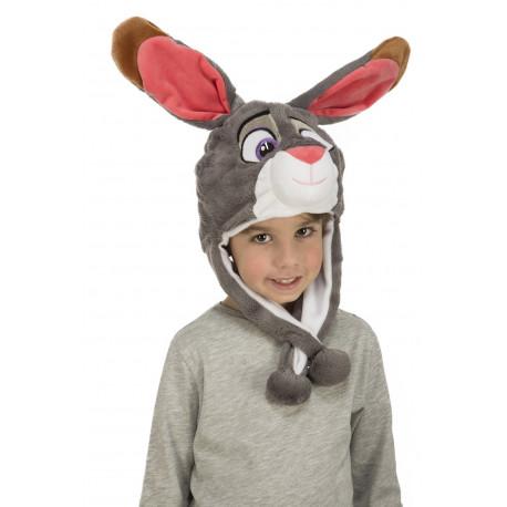 Gorro de Conejito Tambor Infantil