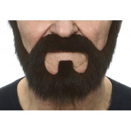 Barba Negra Corta