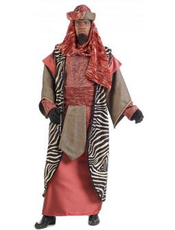 Disfraz de Rey Mago Baltasar Deluxe para Hombre