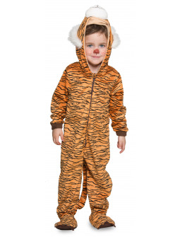 Disfraz de Tigre de la Selva para Niño