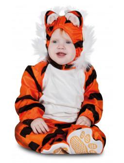 Disfraz de Tigre Divertido para Bebé