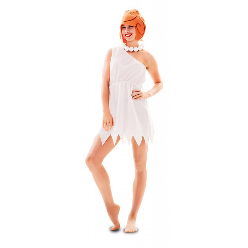 Disfraz De Vilma Picapiedra Para Mujer Comprar Online