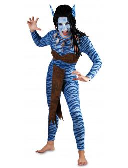 Disfraz de Avatar para Mujer