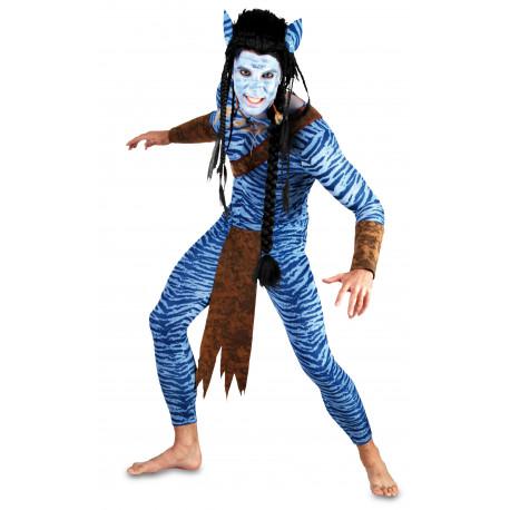 Disfraz de Avatar para Hombre