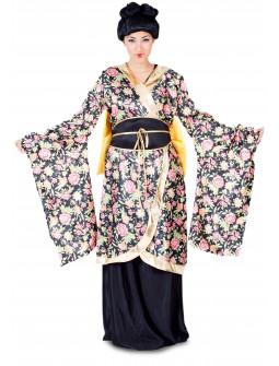 Disfraz de Geisha Floral para Mujer