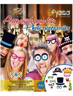 Set de Photocall para Fiestas