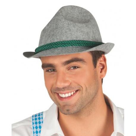 Sombrero Tirolés Gris