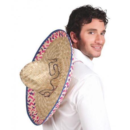 Sombrero de Mexicano de Paja