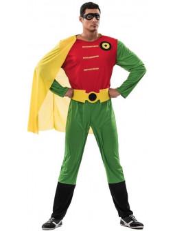 Disfraz de Robin para Adulto
