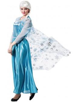 Disfraz de Elsa para Adulto