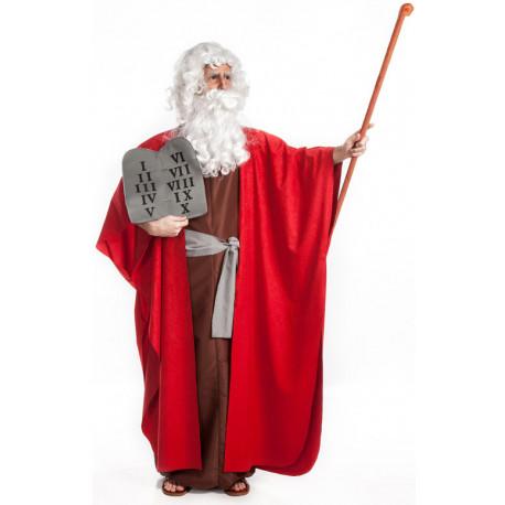 Disfraz de Moisés para Hombre