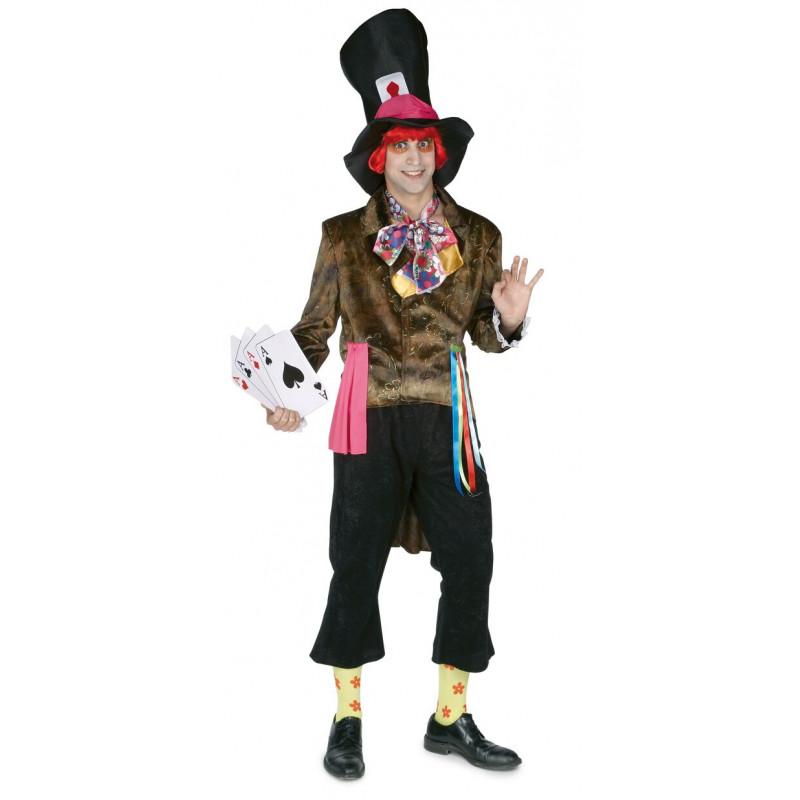 Disfraz de Sombrerero Loco para Adulto  1d54e6fd428