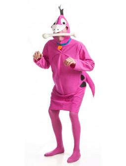 Disfraz de Dino Picapiedra para Adulto